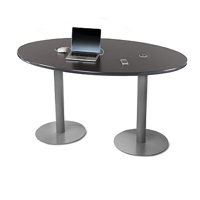 oval-double-cafe-tables-w-circular-bases-by-smith-system