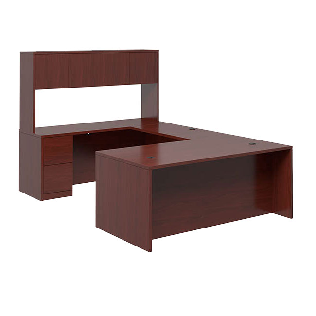 10500-series-u-shape-desk-with-stack-on-storage-by-hon