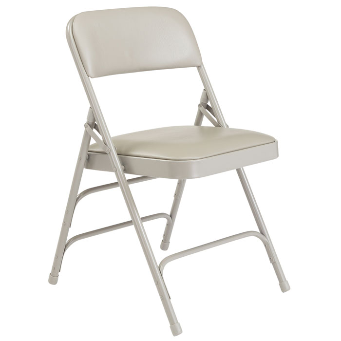 1302-gray-vinyl-gray-frame-18-gauge-steel-padded-folding-chair-with-double-hinge-triple-braces