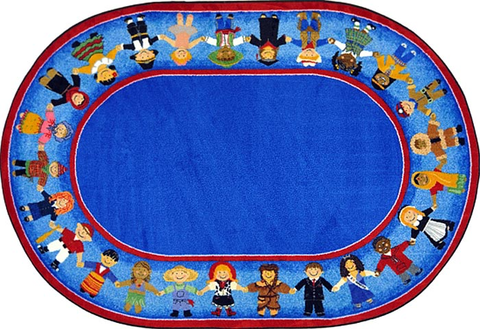 1622-gg-children-of-many-cultures-carpet-109-x-132-oval