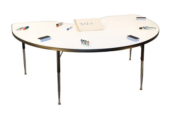 m5496k-markerboard-table-48-x-96-kidney