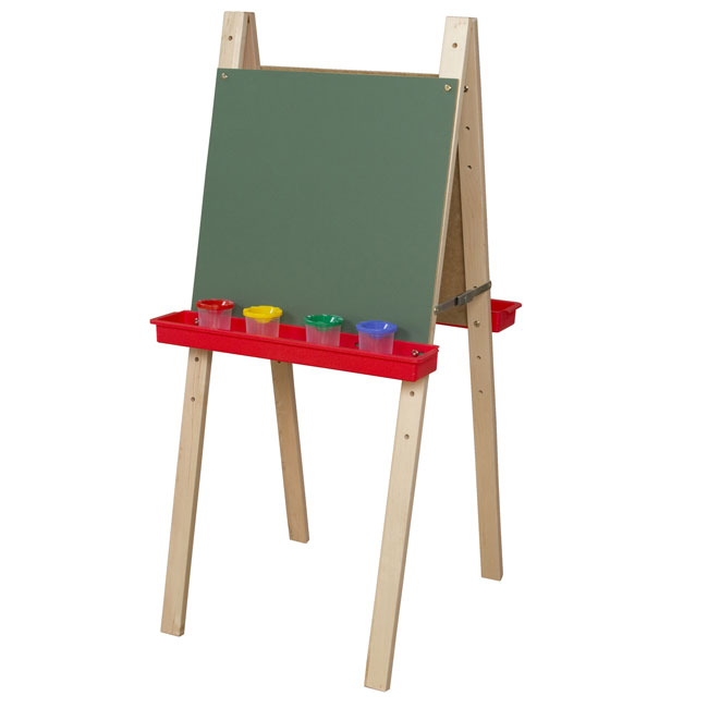 2-sided-adjustable-easel-with-chalkboard