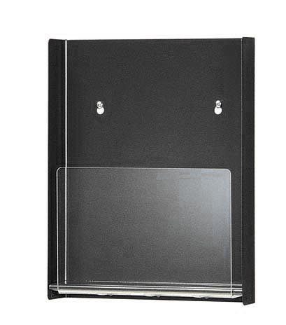 2010-acrylic-front-metal-wall-magazine-rack-1-pocket