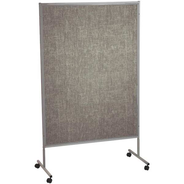 689d61-78hx50w-silver-single-hook-loop-fabric-floor-display-panel