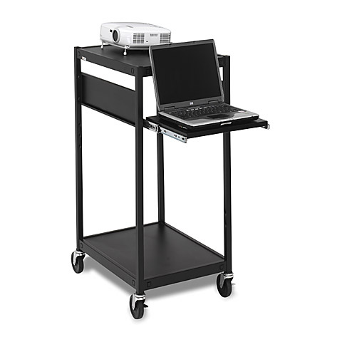 ecils2bk-24wx18dx42h-mobile-projector-cart