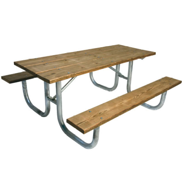 238hpt8-pressure-treated-wood-steel-extra-heavyduty-picnic-table-ada-double-sided