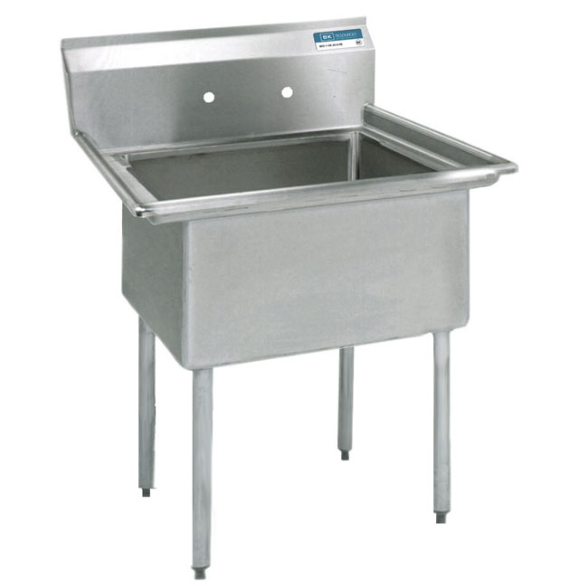 Quality Stainless Steel Sinks : ... High Quality Stainless Steel 1 Compartment, 16