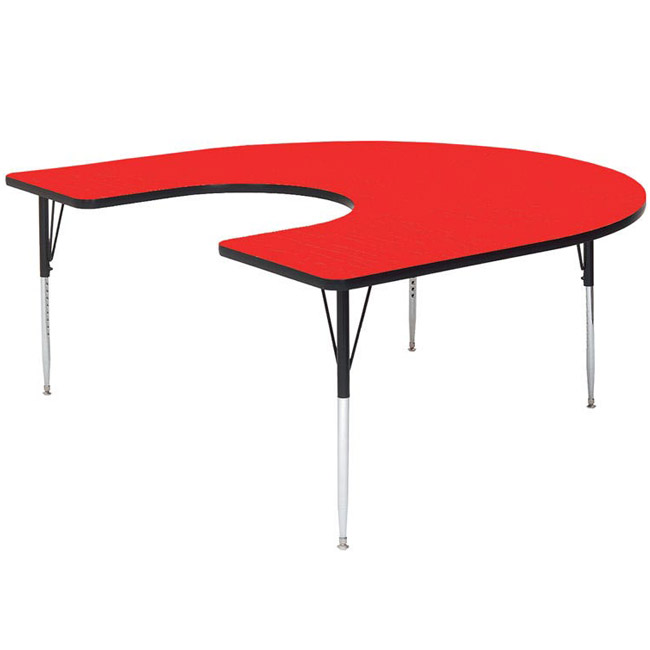 a6066hor-60x66-horseshoe-black-legs-black-tmold-114-thick-top-activity-table