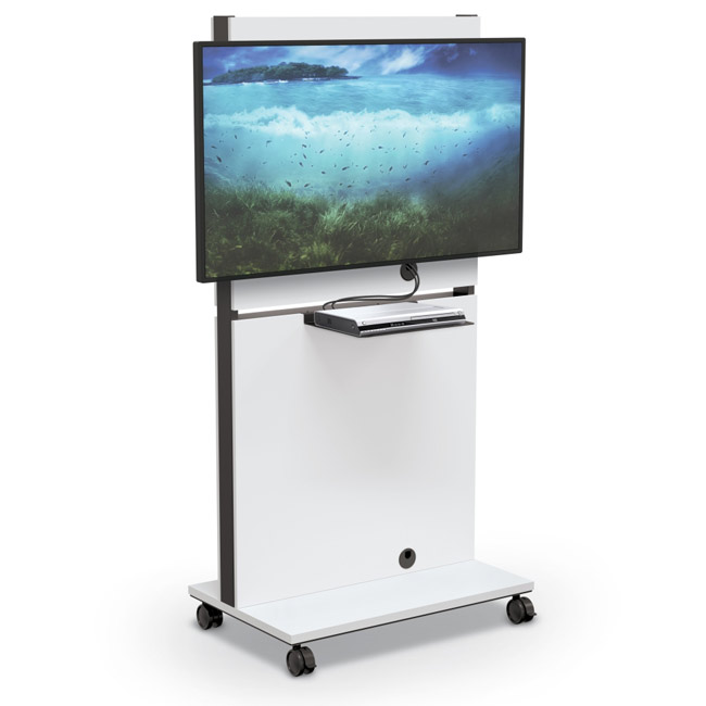 27809-mediaspace-flat-panel-tv-cart