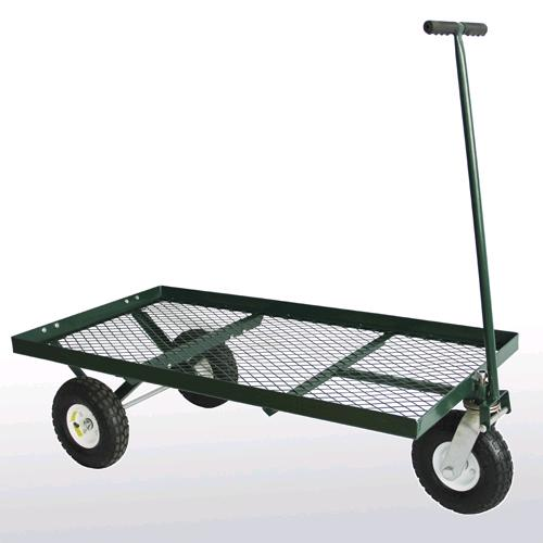 fw4824-3-3-wheel-steel-flat-wagon-350-pound-capacity