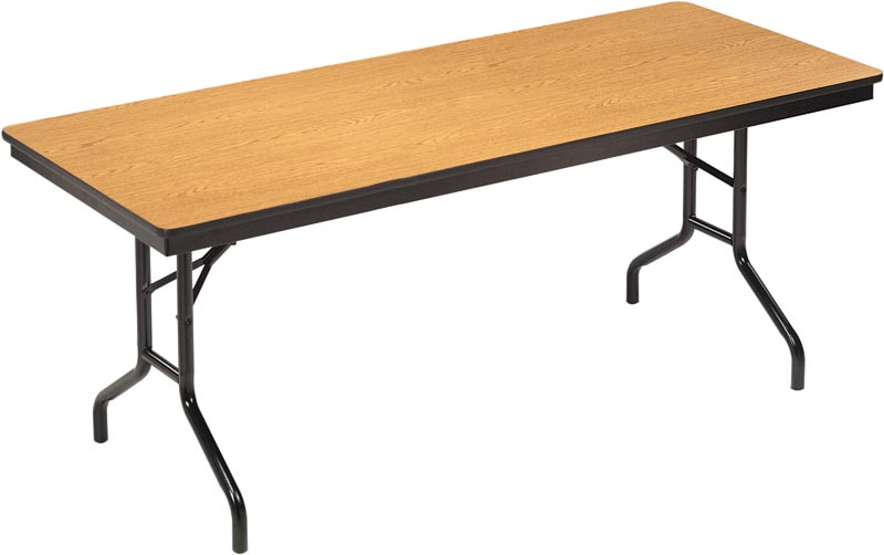 Amtab Particle Board Folding Table 30 X 72 306d Folding