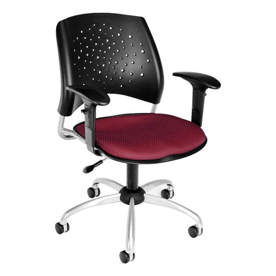 326aa3-stars-series-swivel-task-chair-w-arm-rests