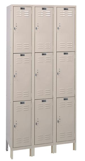 uh32283-triple-tier-locker-3section-wide-12d-unassembled