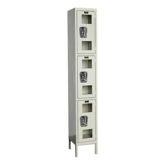 usv12883a-safety-view-onewide-tripletier-locker-assembled-12-w-x-18-d-x-24-h-opening
