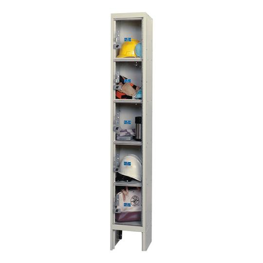 usvp12265-safety-view-onewide-fivetier-locker-unassembled-12-w-x-12-d-x-12-h-opening