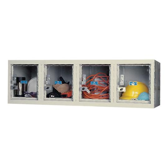 usvp14824wm-safety-view-fourcompartment-wall-locker-unassembled-12-h-openings