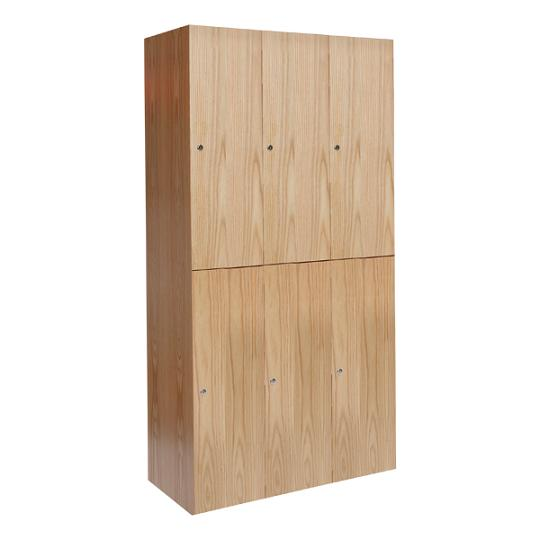 uw35822aw-threewide-doubletier-wood-club-locker-12-w-x-18-d-x-36-h-opening