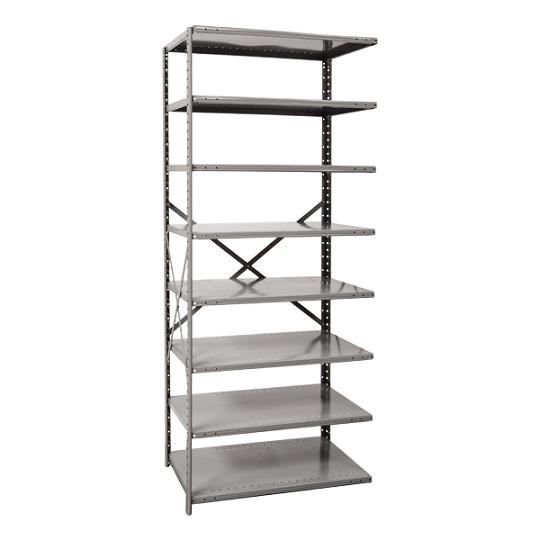 a771312-extra-heavyduty-open-shelving-adder-unit-w-8-shelves-48-w-x-12-d