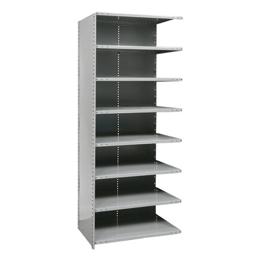 a552318-heavyduty-closed-shelving-adder-unit-w-8-shelves-36-w-x-18-d