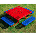 Click here for more Preschool Learning Outdoor Picnic Tables by UltraPlay by Worthington