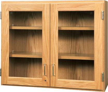 d06-4812-diversified-woodcrafts-oak-door-wall-cabinet-with-glass-doors-48-w