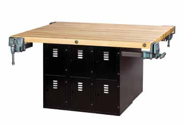 wb124v-fourstation-steel-workbench-w-locker-base-4-vises