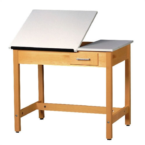 dt2sa30-splittop-drafting-table-w-small-drawer-30-h