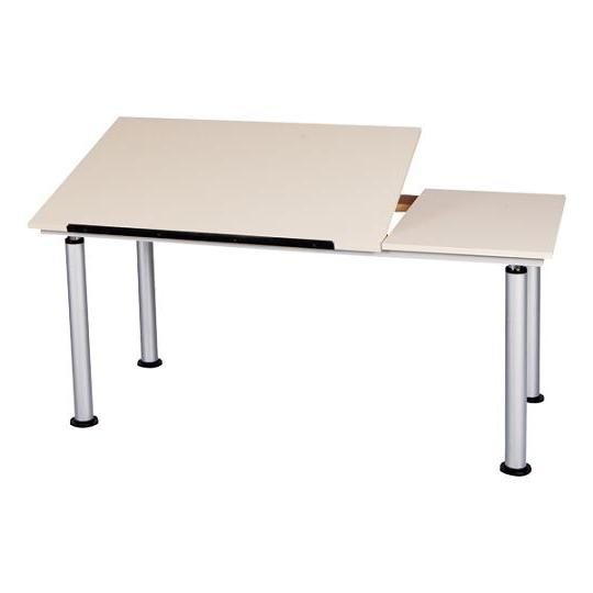 Admirable Adjustable Height Split Top Drafting Table 1 Station Home Interior And Landscaping Analalmasignezvosmurscom