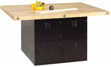 wb40v-fourstation-steel-workbench-w-8-locker-base