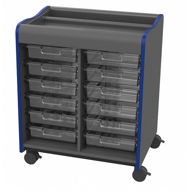39-11002-0-xxm-makerspace-mobile-storage-cart-12-trays-no-doors