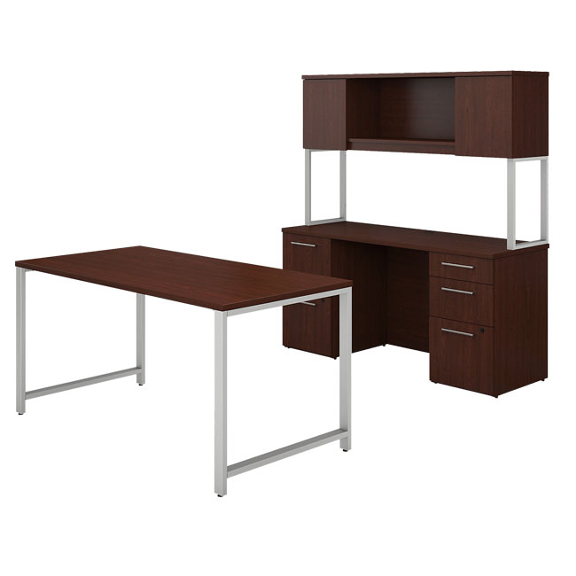 Exceptionnel 400s13 400 Series Table Desk Credenza With File
