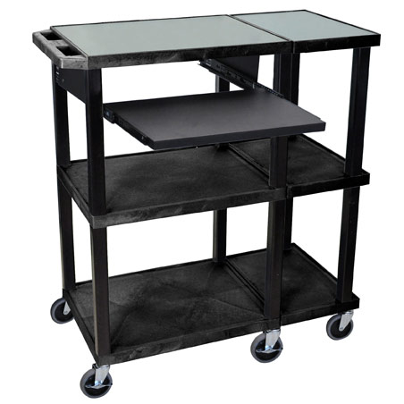 wtps70e-42hx36wx18d-gray-shelvesblack-legs-large-workstation-presentation-station-wopen-shelf