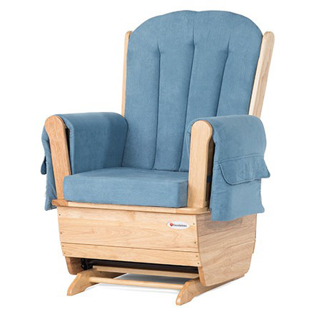 Glider Rocking Chair- Natural Frame - 4304046  Rocking Chairs ...