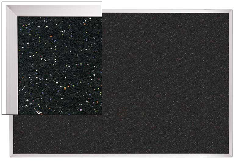 All Retire Recycled Rubber Tackboard By Best Rite Options