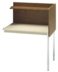 01295-24dx36wx46h-2429-adj-height-addon-unit-medium-oak-study-carrel