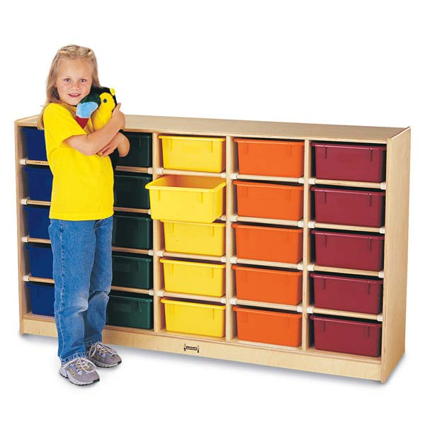4026jc-25tub-single-storage-unit-with-colored-tray