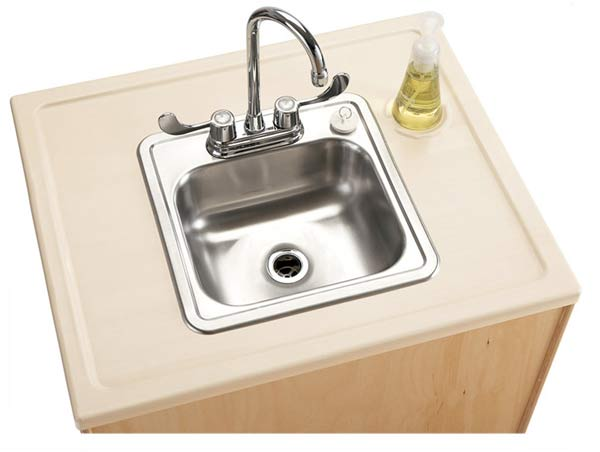 1361jc011-24h-clean-hands-helper-with-stainless-steel-sink