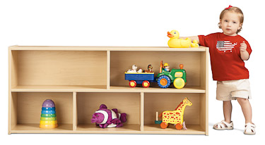 7045yr441-toddler-two-shelf-storage-unit