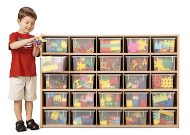 7141yt441-young-time-25-tray-cubbie-storage-with-clear-trays-fully-assembled