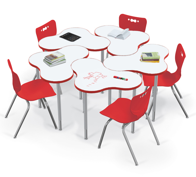 13x3cx-5-mrkr-53318-5-cloud-9-dry-erase-desk-small-hierarchy-chair-package-18-chairs-desks-5-each