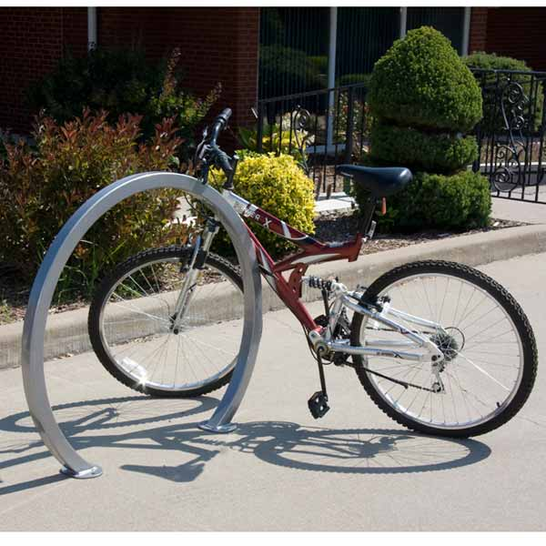 Horseshoe Bike Rack by UltraPlay