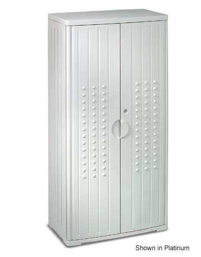 92573-36wx22dx72h-platinum-resinite-storage-cabinets-with-locking-doors-1-fixed3-adj-shelves
