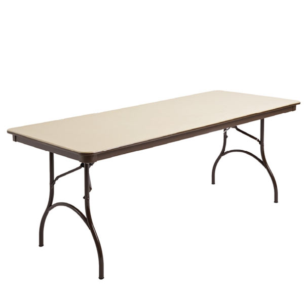 Mity Lite Abs Folding Table 30 X 72 Rt3072 Folding Tables
