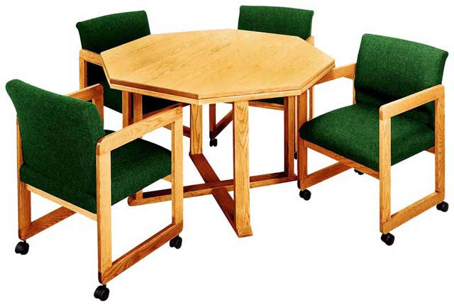 octagonal-wood-conference-tables-lesro