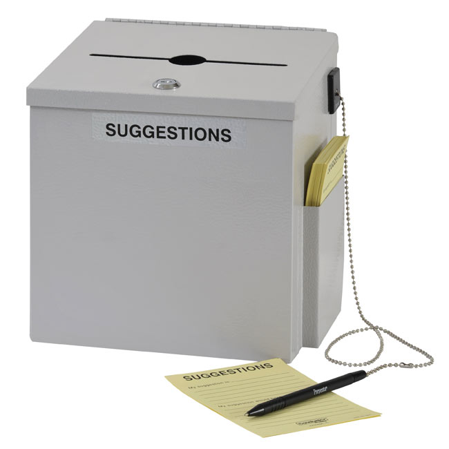 suggestion-boxes