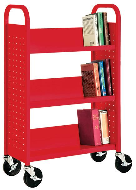 sl330-book-truck-with-3-slant-shelves-31-w