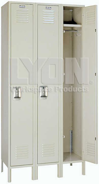heavy-duty-steel-assembled-single-tier-lockers-by-lyon-metal