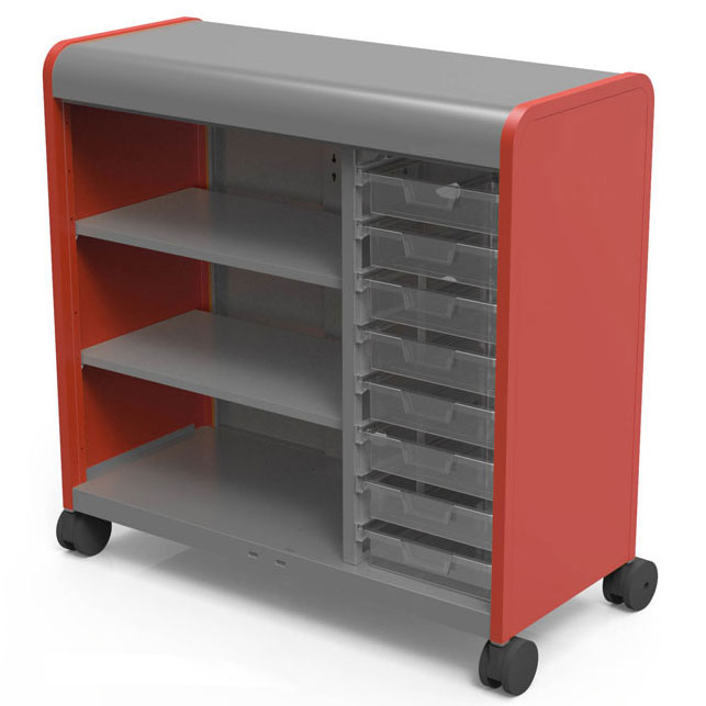 62200800p-cascade-combo-tote-tray-mobile-storage-43-12-h-wdoors-eight-3-ew-totes-shelves