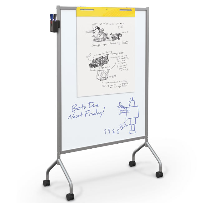 62542-essentials-mobile-magnetic-whiteboard-platinum