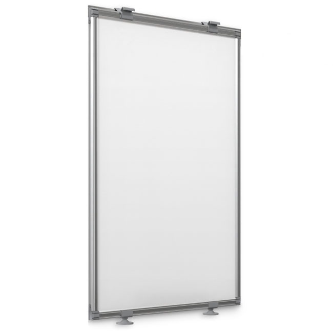 Best Rite Additional Sliding Hanging Whiteboard Panel 62712